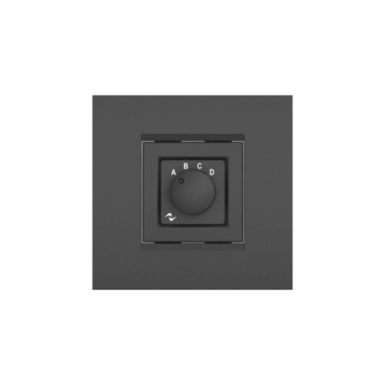 Powersoft WMP Square Black Select Controller